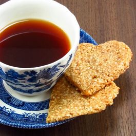 Honey Sesame Crisps - Glutenfree & Eggless