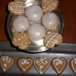 Medenjaci -Croatian Honey Cookies