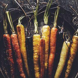 Easy Honey-Roasted Carrots