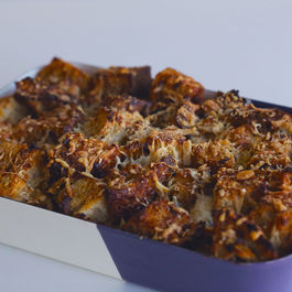 Leek_bread_pudding