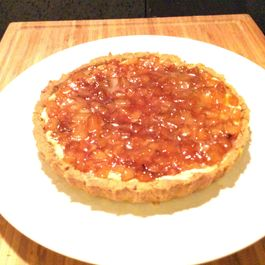 Coconut_custard_and_pear_tart