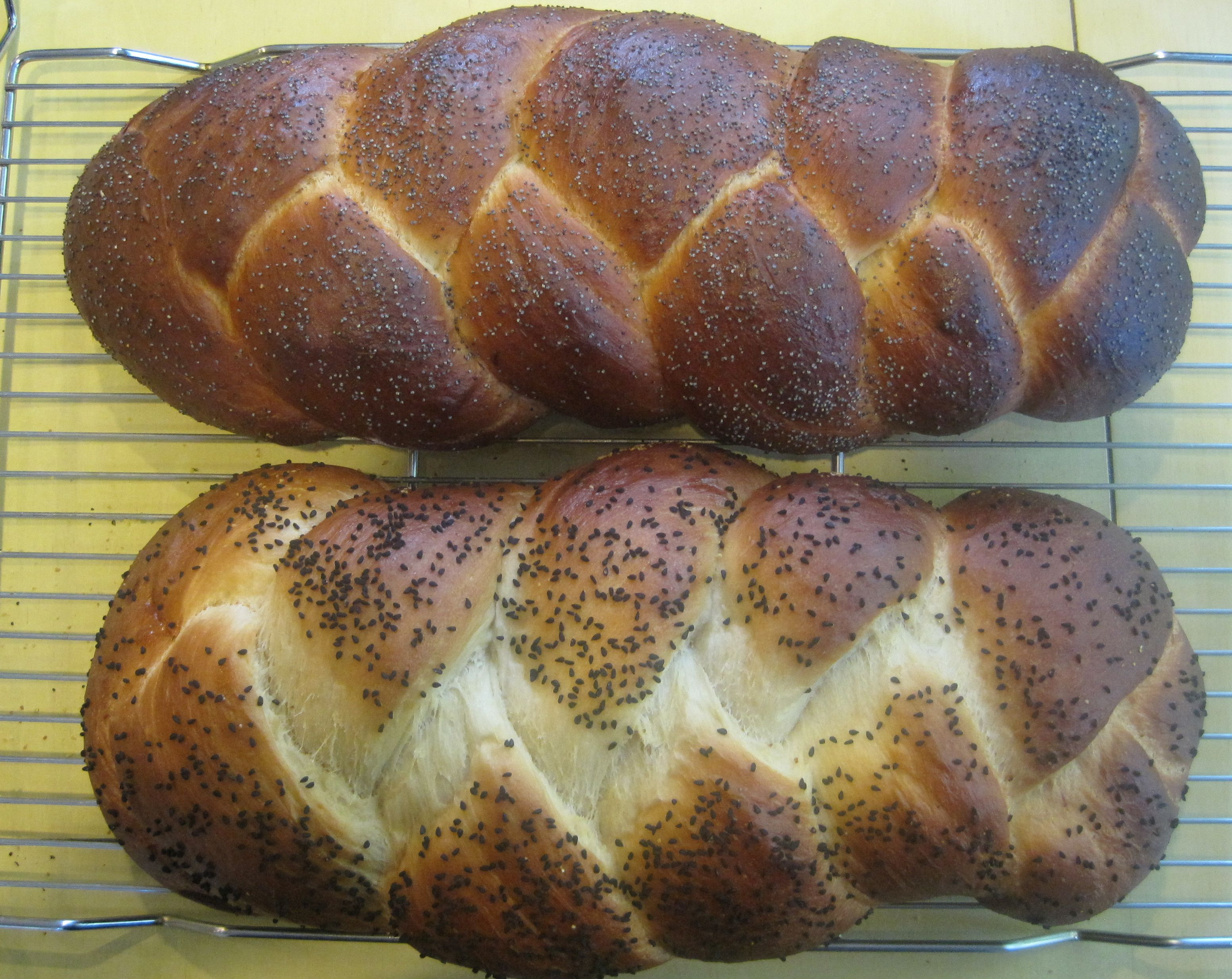 My GreatGrandmother's Challah