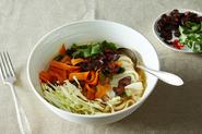 Mushroom and Vegetable Pho