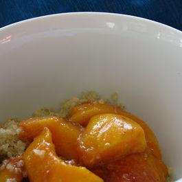 Nectarine Quinoa