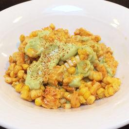 Corn_with_avocado_cream