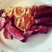 03.26.2015_thai_peanut_butter_spaghetti_and_flank_steak