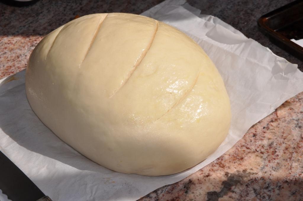 Everyday Potato Bread