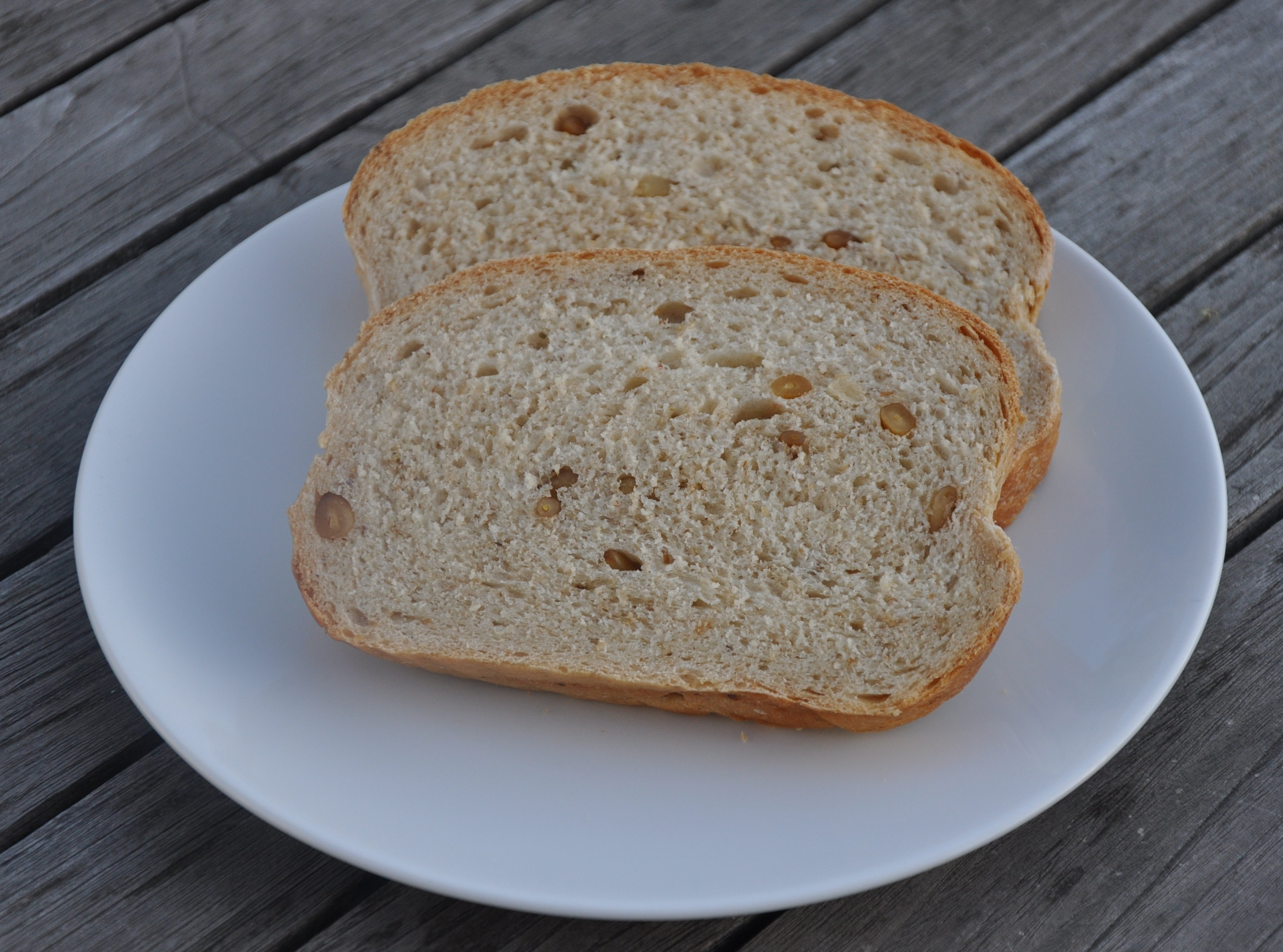 Multigrain Rosemary Pine Nut Bread