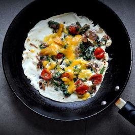 Street Treat : Indian Bun Omelette