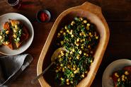 Moro's Chickpeas and Spinach (Garbanzos con Espinacas)