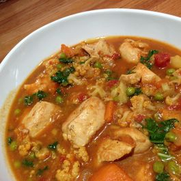 Tunisian Style Curry