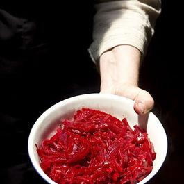 Indian Beet Salad
