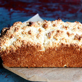 Coconutquickbread