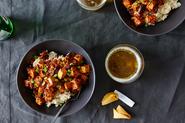 Vegetarian Ma Po Tofu