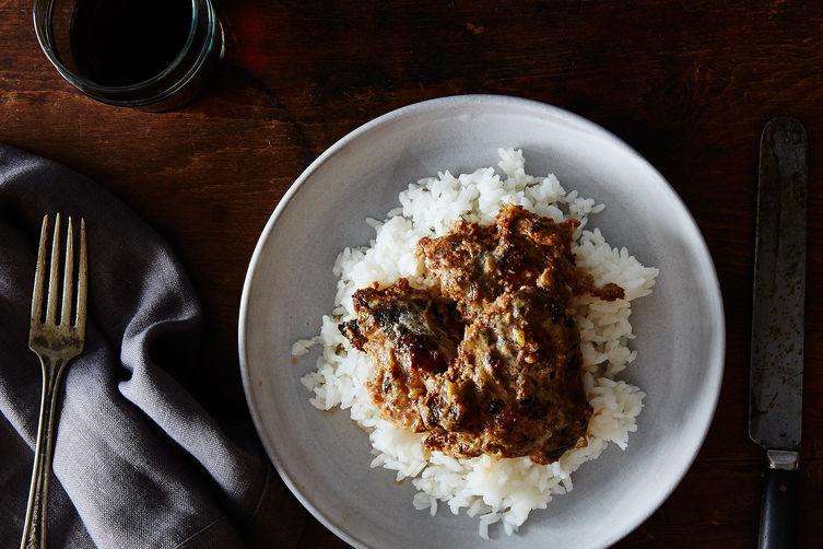 Ceylonese Cashew-Coconut Chicken