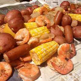 A New Englander's Low Country Boil
