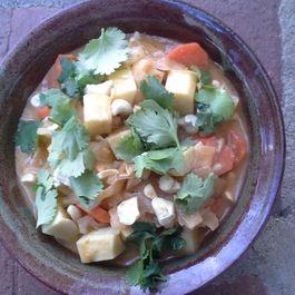 Vegetarian/Vegan Massaman Curry