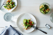 My Husband's Broccoli-Nut Salad