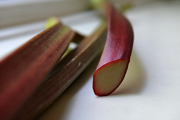 Rhubarb Orange