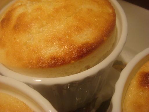 Aunt Mariah's Lemon Sponge Cups