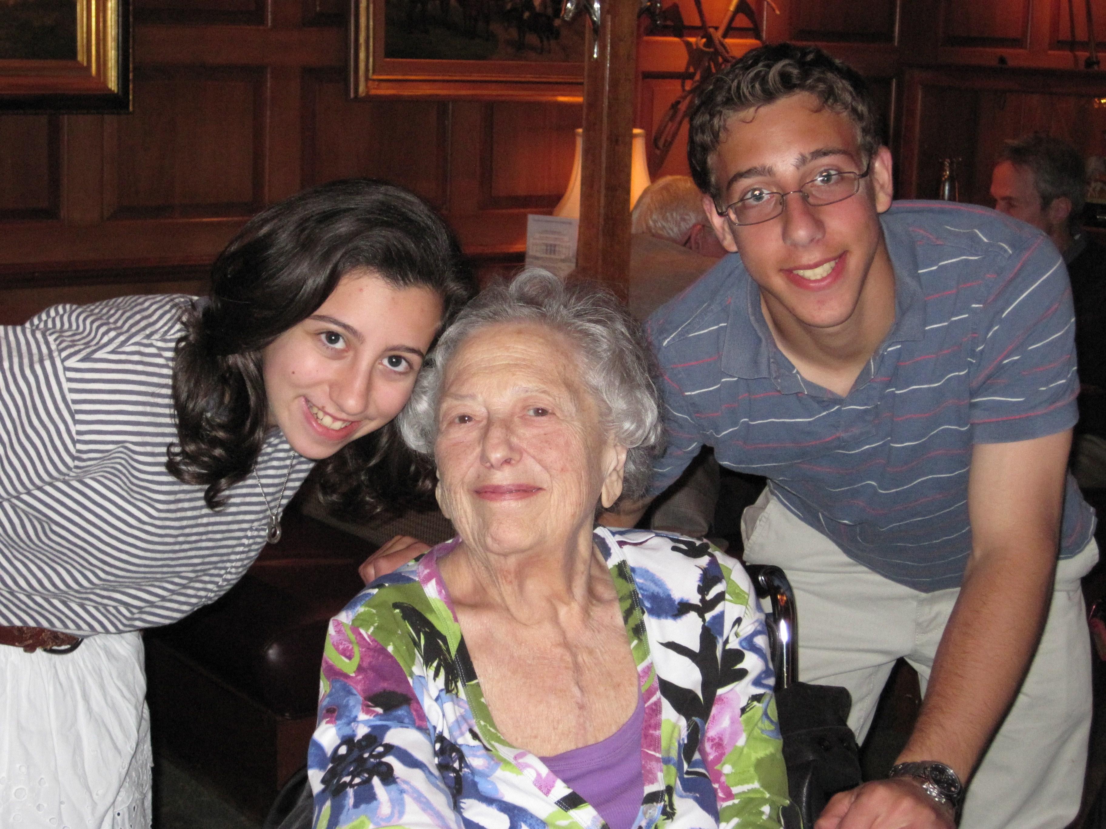 Grandma Evie's Jewish Penicillin
