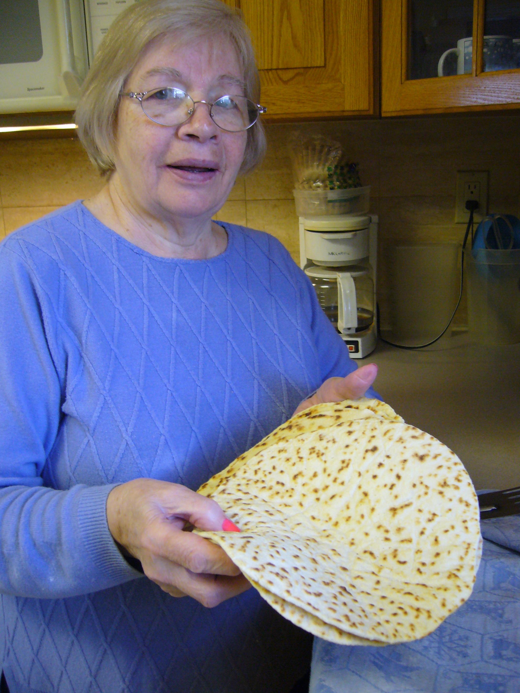 Nonna's Piadina