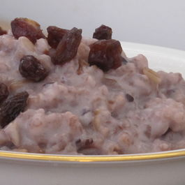 Renegade Rice Pudding