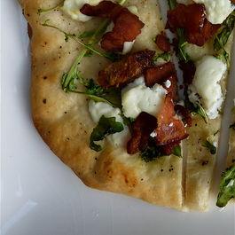 Devils on Horseback Pizza