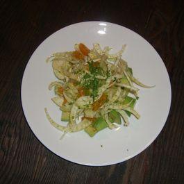 Fennel, Avocado and Citrus Salad