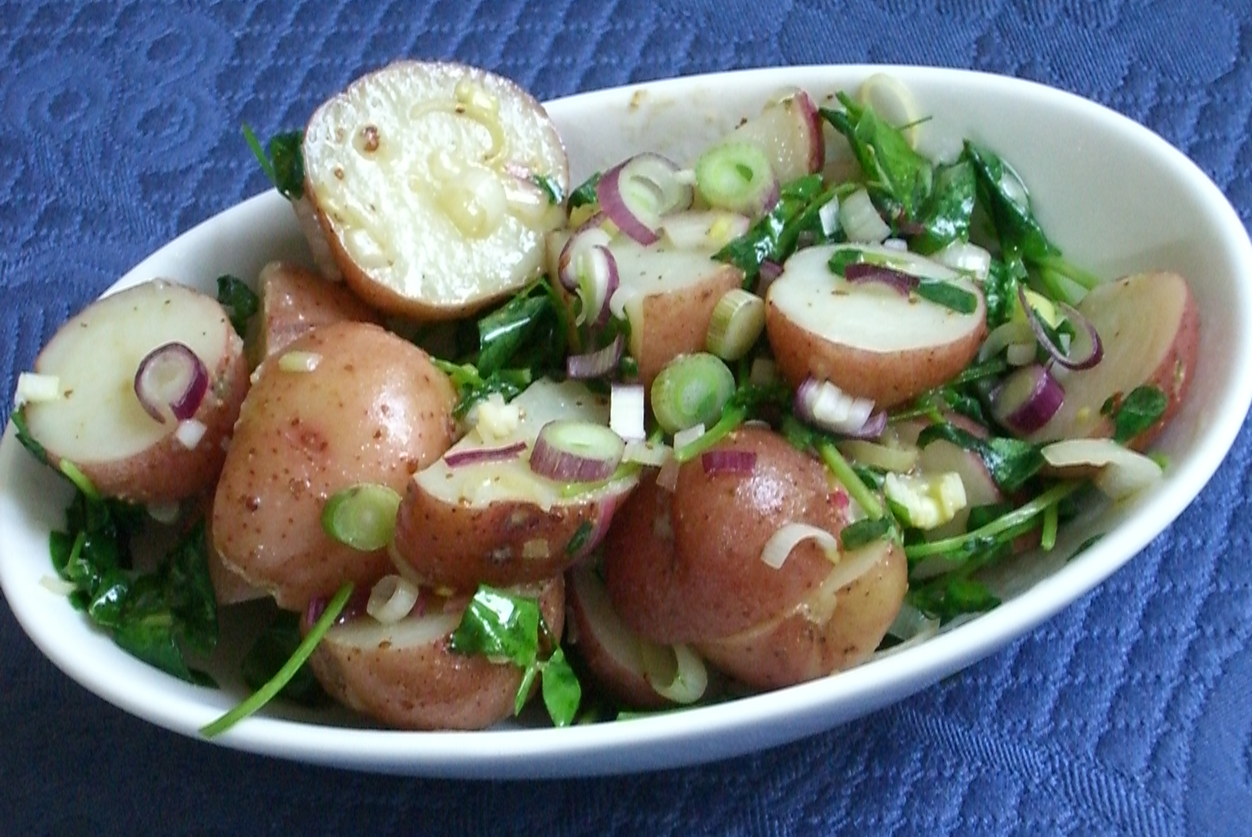 Springiest Potato Salad Ever