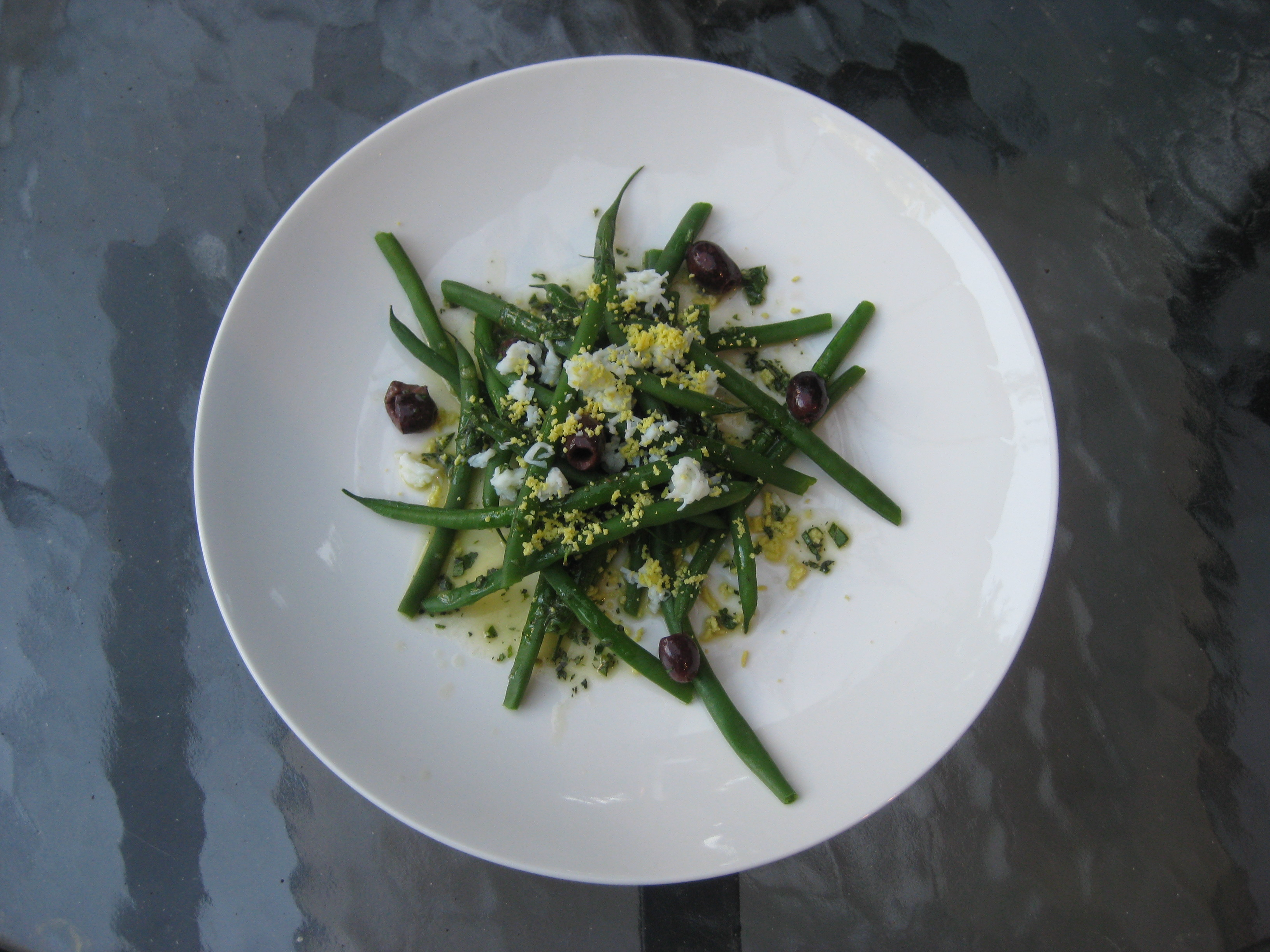 Bean Salad Nicoise