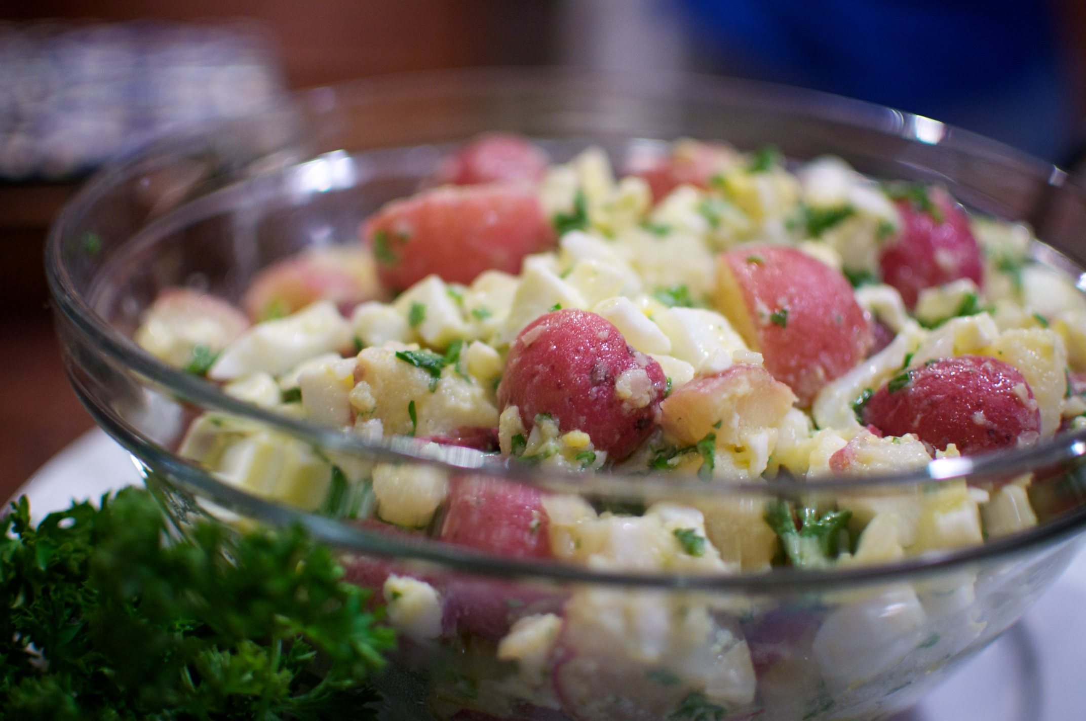Oma's Potato Salad