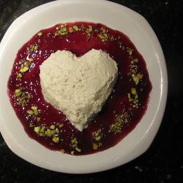 Coeur a la Creme de Mozzarella