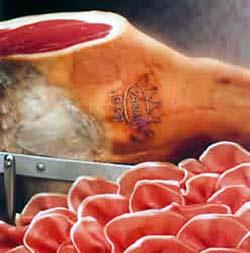 Sandwich Parma's Ham - PRINCIPE AL CRUDO