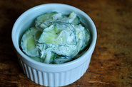 "Creamy Cucumber ""Side"""