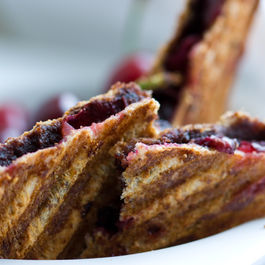 Chocolate-cherry-panini-4