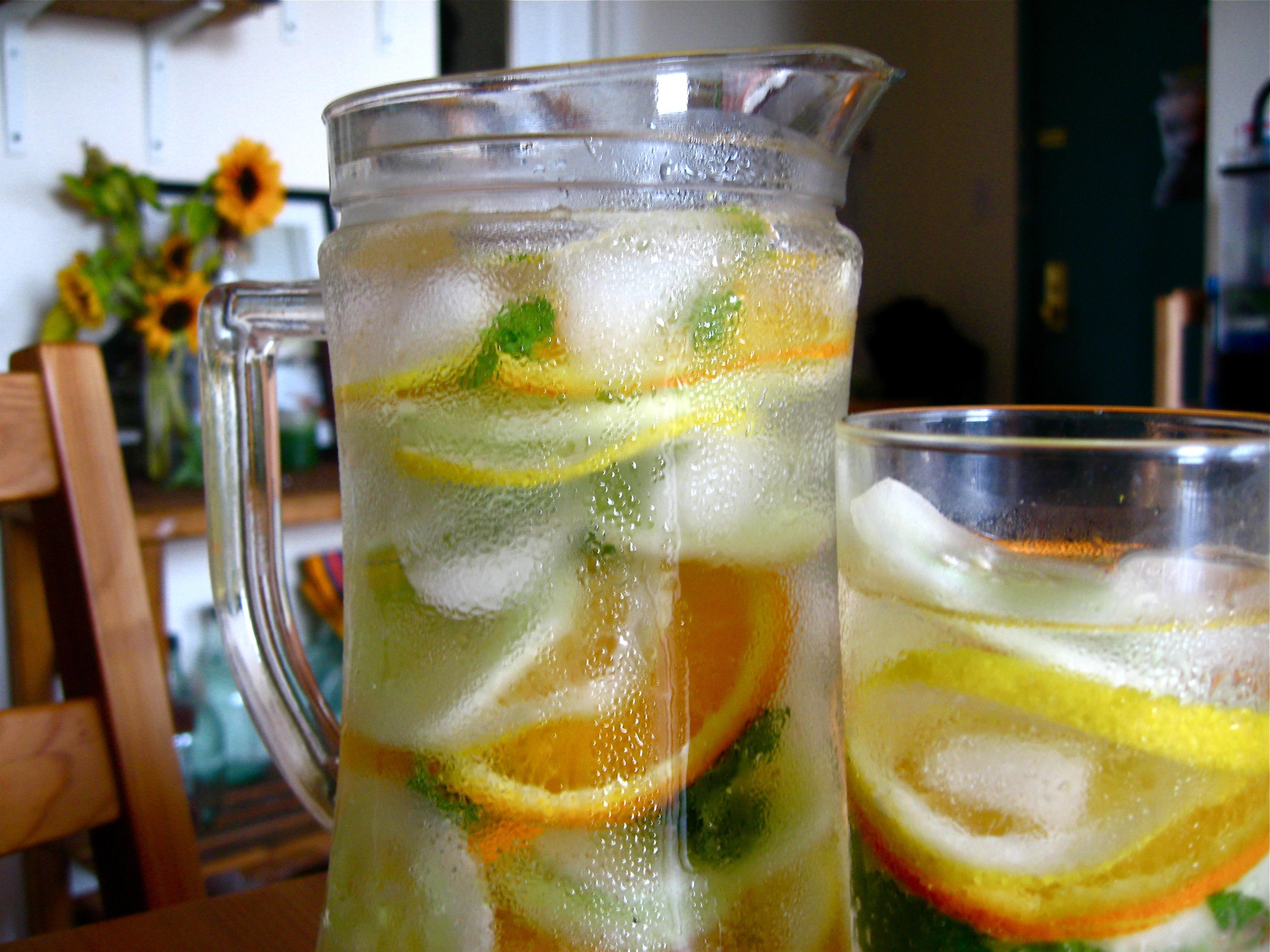 Cucumber Agua Fresca
