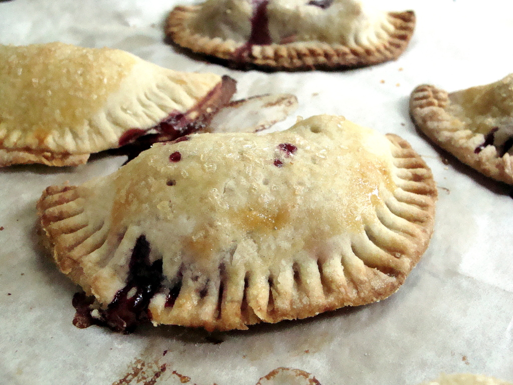 Sweet Cherry Hand Pies Recipe on Food52