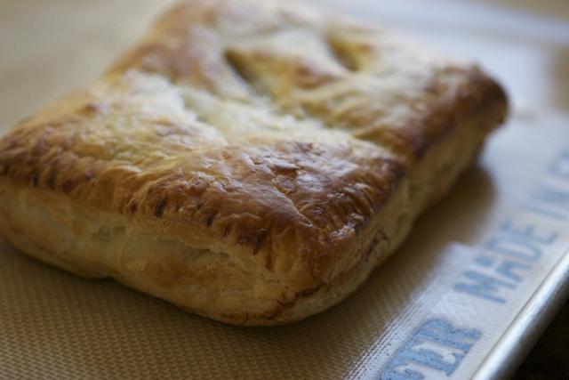 Basil-Tomato Pie