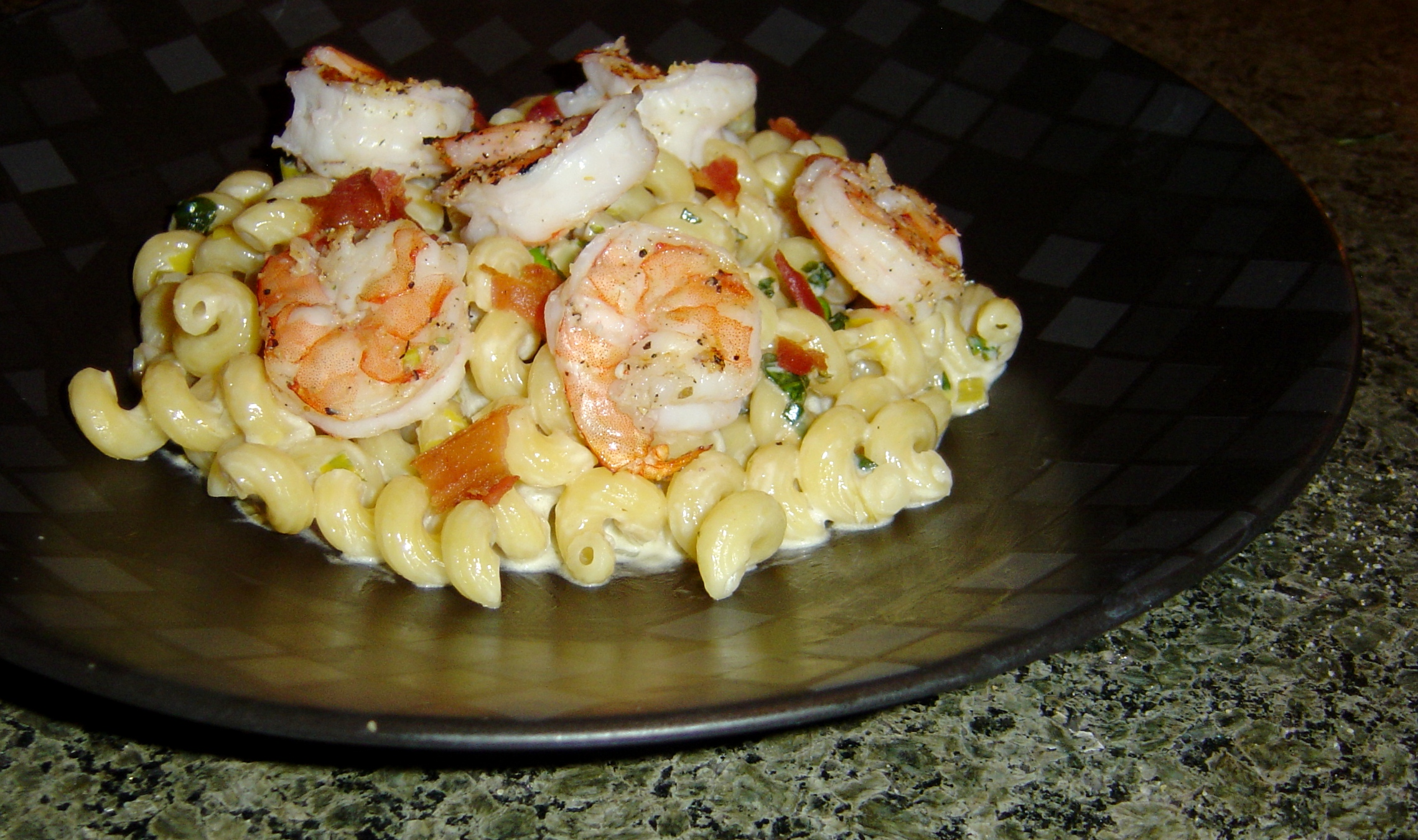 Lemon, Leek, and Basil Sauce (for seafood, chicken, or pasta)