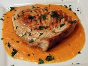 Swordfish_tomato_saffron_coulis