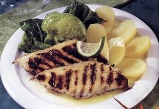 Swordfish a la Italiana
