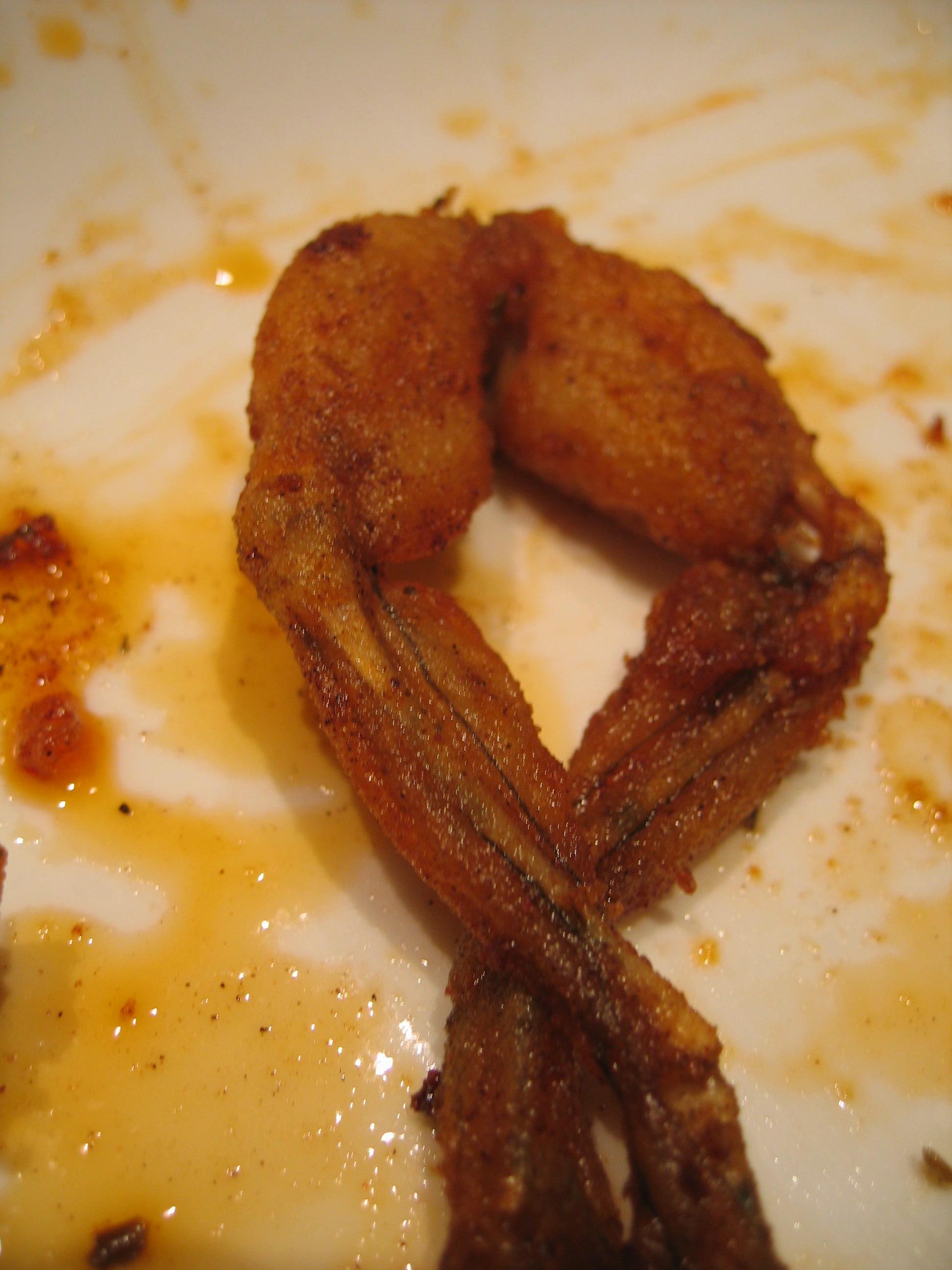 Sautéed Frog Legs w/ Chubritza