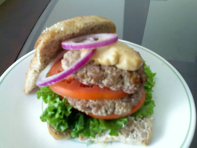 Oriental Burger
