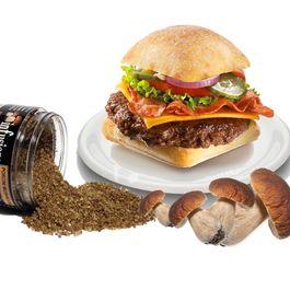 The Porcini Burger Caper