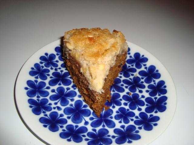 Apple Coconut Dream Cake