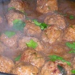 Vealmeatballs