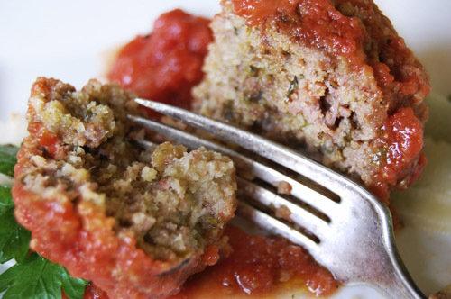 Wicked Good} Italian Meatballs Recipe on Food52