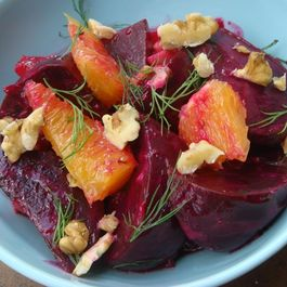 Roasted-beet-and-orange-salad