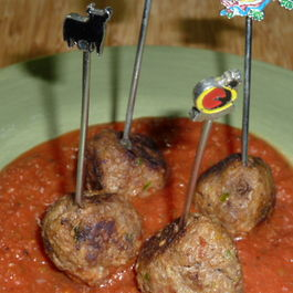 Tugie's Party Meatballs